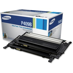 Samsung Toner Cartridge - Black SASCLTP409B