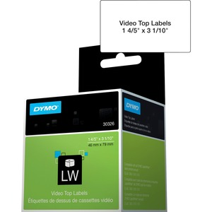Dymo Video Tape Label DYM30326