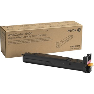 Xerox High Capacity Magenta Toner Cartridge XER106R01318