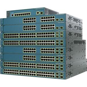 CISCO WS-C3560V2-24PS-S