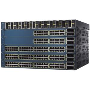 CISCO WS-C3560V2-48TS-S