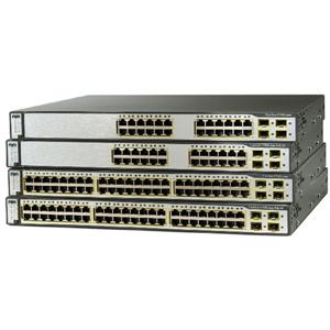 CISCO WS-C3750V2-24PS-S
