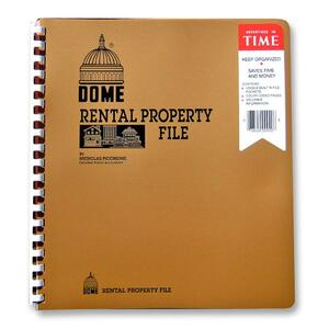 Dome Rental Property File DOM920