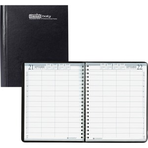 House of Doolittle Executive Four Person Appointment Book HOD28292