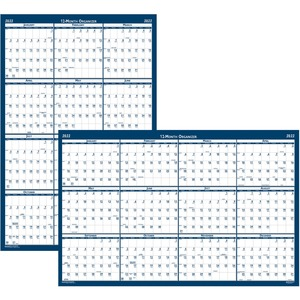 House of Doolittle Wall Planner HOD3960