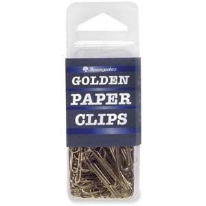 Baumgartens Golden Paper Clip BAUES8050