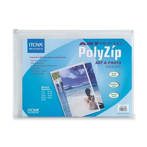 Art Profolio PolyZip Art & Photo Envelope ITYAZ1114