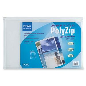 Art Profolio PolyZip Art & Photo Envelope ITYAZ1117