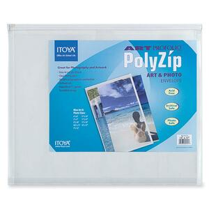 Art Profolio PolyZip Art & Photo Envelope ITYAZ1417
