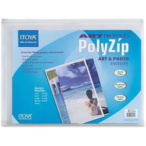 Art Profolio PolyZip Art & Photo Envelope ITYAZ912