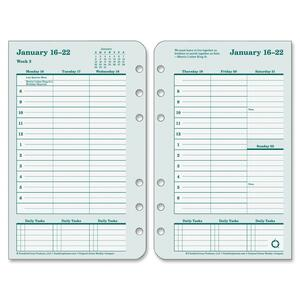 Franklin Covey Original Planner Refill FDP35418