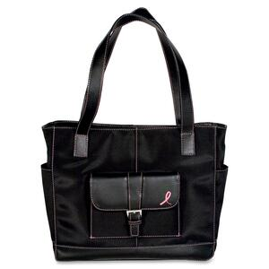 Day-Timer Travel/Luggage Case (Tote) for Travel Essential - Black DTM48371
