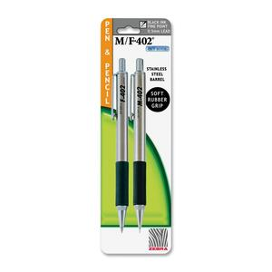 Zebra Pen M/F402 Pen/Pencil Set ZEB59311