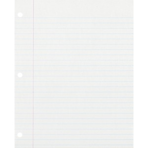 Pacon Ecology Recycled Filler Paper PAC3203