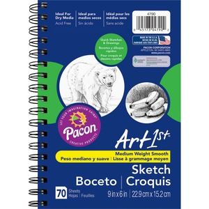 Pacon Art1st Sketch Diary PAC4790