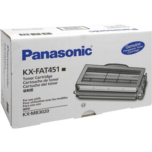 Panasonic Toner Cartridge PANKXFAT451