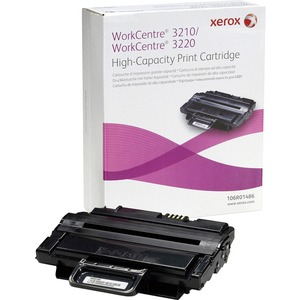 Xerox Toner Cartridge - Black XER106R01486