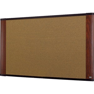 3M Standard Cork Bulletin Board MMMC3624MY