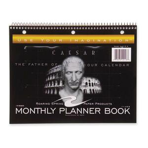 Roaring Spring Monthly Planner ROA12118