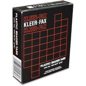 Kleer-Fax 1/3 Cut Hanging Folder Tab KLF02431