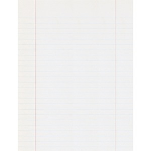 "Pacon 3/8"" Ruled Writing Paper PAC2431"