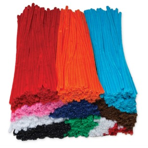ChenilleKraft Jumbo Chenille Pipe Cleaner Stems CKC911001