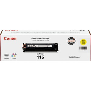 Canon 116 Toner Cartridge - Yellow CNMCRTDG116YW