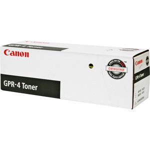 Canon GPR-4 Black Toner Cartridge CNMGPR4