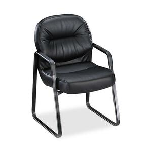 HON Pillow-Soft 2093 Executive Guest Chair HON2093EB11T