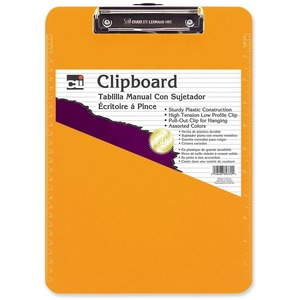 CLI Rubber Grip Clipboard LEO89765