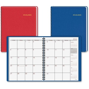 At-A-Glance Fashion Unruled Planner AAG7012400