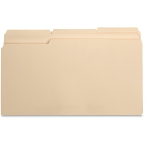 Business Source Top Tab File Folder BSN17526