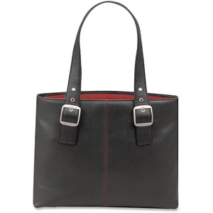 "Solo Classic Carrying Case (Tote) for 16"" Notebook - Red USLK709417"