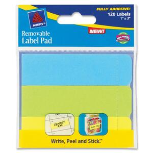 Avery Label Pad AVE22011