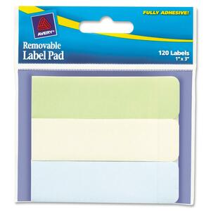 Avery Label Pad AVE22012