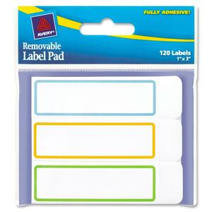 Avery Label Pad AVE22014