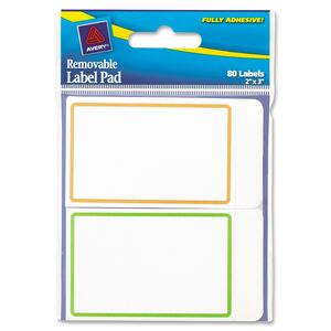 Avery Label Pad AVE22019