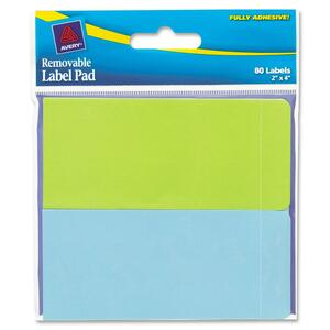 Avery Label Pad AVE22022
