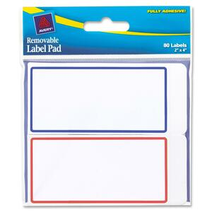 Avery Label Pad AVE22023