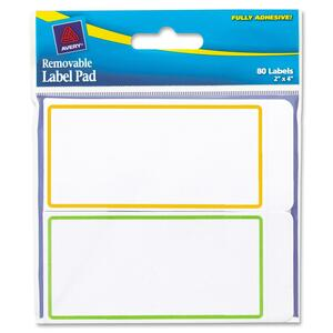 Avery Label Pad AVE22024