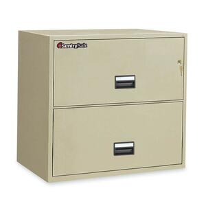 Sentry Safe 2L3010P Lateral Fire File Cabinet SEN2L3010P