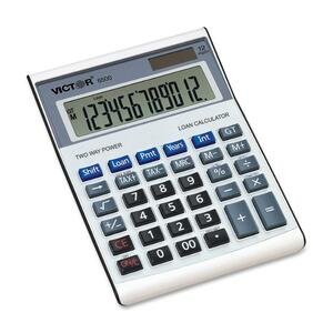Victor 6500 Loan Wizard Desktop Calculator VCT6500