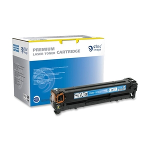 Elite Image Toner Cartridge - Remanufactured for HP - Cyan ELI75397