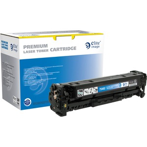 Elite Image Toner Cartridge - Remanufactured for HP - Black ELI75402