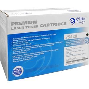 Elite Image Remanufactured High Yield MICR Toner Cartridge Alternative For HP 51X (Q7551X)