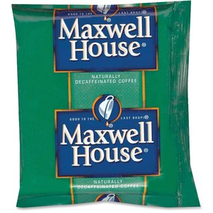 Maxwell House Pre-measured Coffee Pack Ground KRFGEN390390