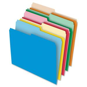 Esselte Stretch Tab File Folders ESS54461
