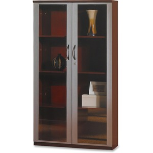 "Mayline VC68G Doors for 68"" Wall Cabinet MLNVC68GGLSS"