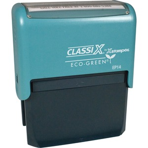 Xstamper Self-Inking Message Stamp XSTEP14