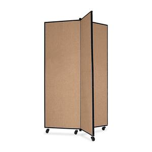 Screenflex Panel Mobile Display Tower SCXCDS603CO